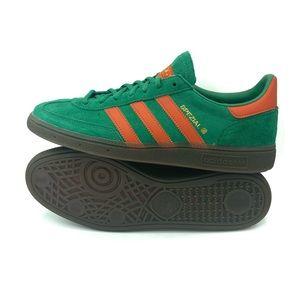 Adidas Handball Spezial Mens 9 Suede Irish Green